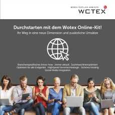 Bild Titelseite Onlinekit Prospekt Wotex
