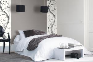 Hintergrund Schlafzimmer Tapete - Wotex