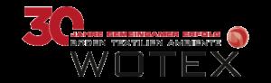 Logo WOTEX Einkaufsverband 30 Jahre
