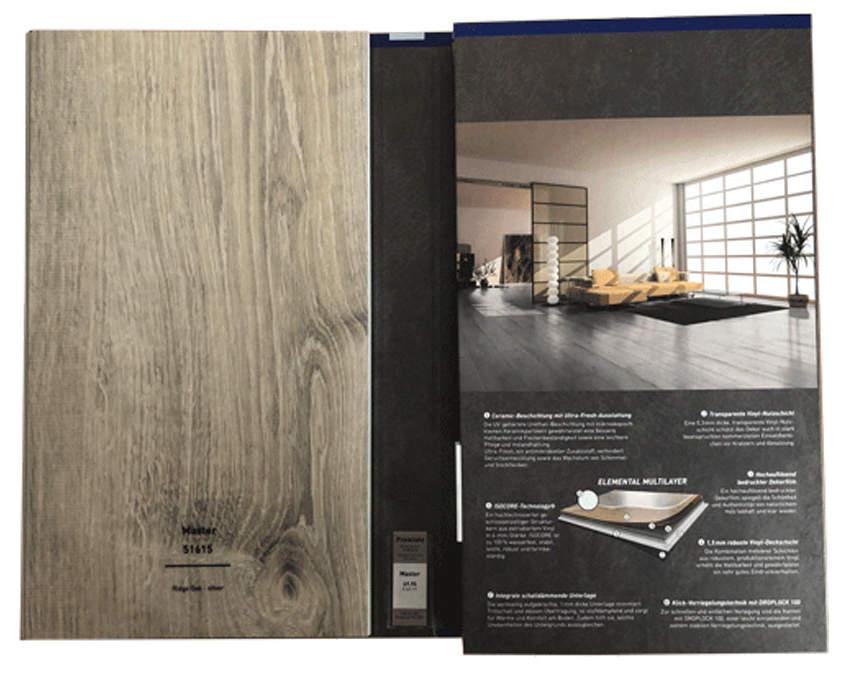 Esprima Design Loc pro - Vinylkollektion