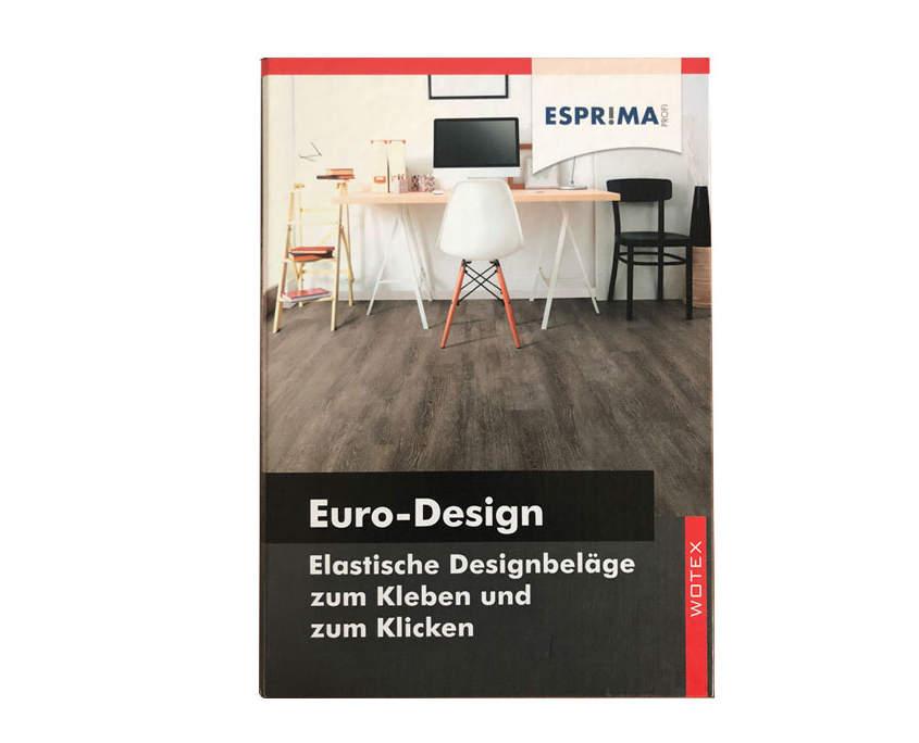 Esprima Euro-Design - Vinylkollektion